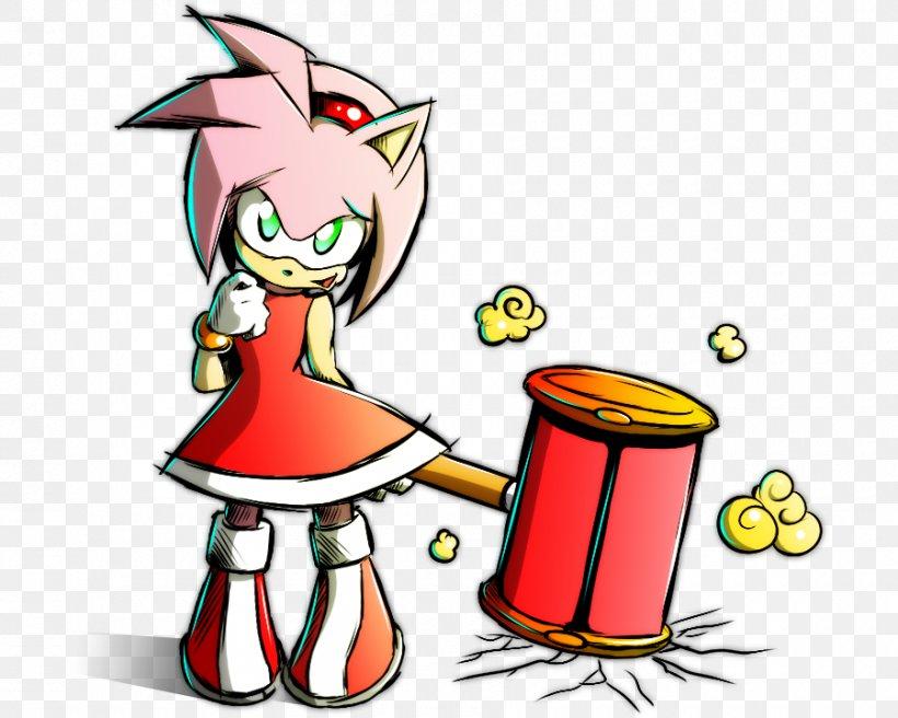 Amy Rose Fan Art Sonic The Hedgehog Deviantart Png 900x720px Amy Rose Art Artist Artwork Cartoon