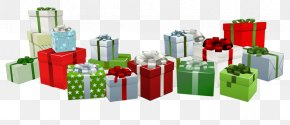 Christmas Tree - Christmas Tree Christmas Gift Santa Claus PNG