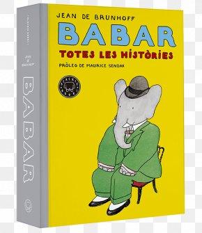 Babar - Comics Cartoon Illustration Human Behavior Animal PNG