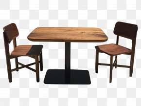 Cafe - Table Cafe Chair Furniture Dining Room PNG