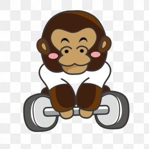 Weightlifting Gorilla - Stock Photography Royalty-free Clip Art PNG