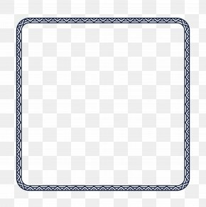 China Wind Pattern Vector Border - Area Pattern PNG