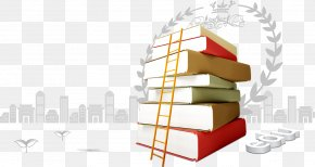 Books And Ladders - Download Poster PNG