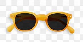 Sunglasses - Sunglasses IZIPIZI Eye Lens PNG