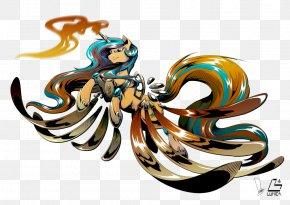 My Little Pony - My Little Pony Princess Celestia Princess Luna DeviantArt PNG