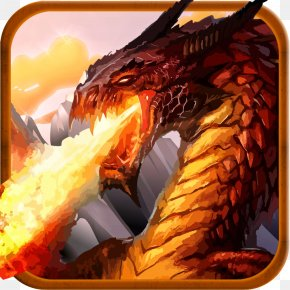 Dragon - Dragon Fire Breathing Legendary Creature Fantasy PNG
