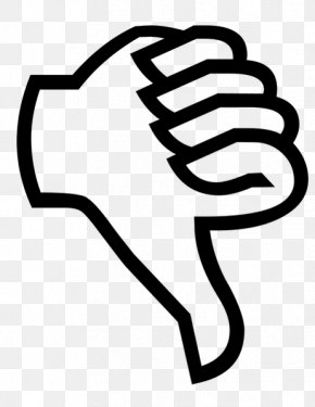 Symbol - Thumb Signal Symbol Clip Art PNG