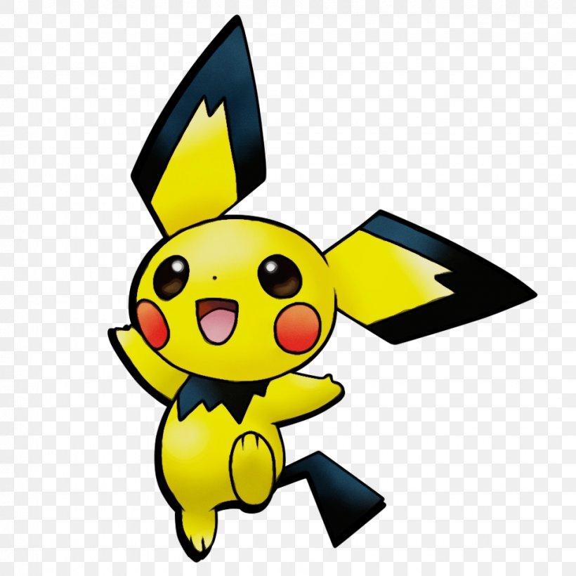 Pikachu Pichu Video Games Raichu Image Png 975x975px