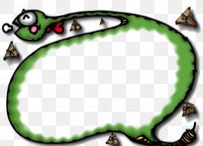 Greedy Snake Green - Super Mario Bros. Snake Reptile Jigsaw Puzzle PNG