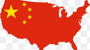 China Flag - Flag Of China Flag Of The Republic Of China Clip Art PNG