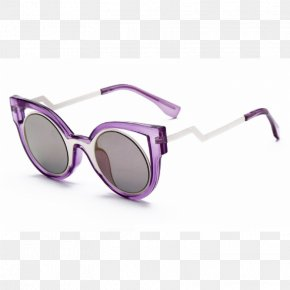 Sunglasses - Goggles Sunglasses Fashion Color Eyewear PNG