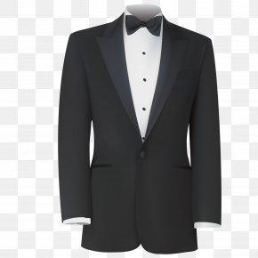 Men's Suits - Tuxedo Suit Formal Wear Clothing PNG