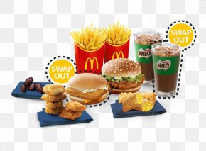Ramadan Food - Fast Food Breakfast Junk Food Cheeseburger Hamburger PNG