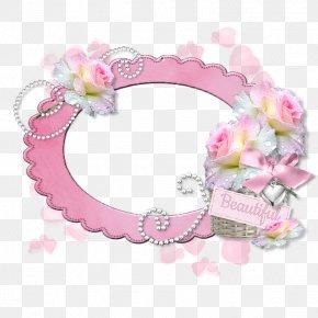 Bracelet Pink - Pink Bracelet PNG