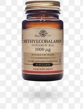 Tablet - Dietary Supplement Methylcobalamin Vitamin B-12 Tablet PNG