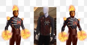 Flash - Firestorm Flash Killer Frost Eobard Thawne Captain Cold PNG