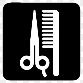 Beauty Studio - Joe's Barber Shop Comb Beauty Parlour Hairstyle PNG