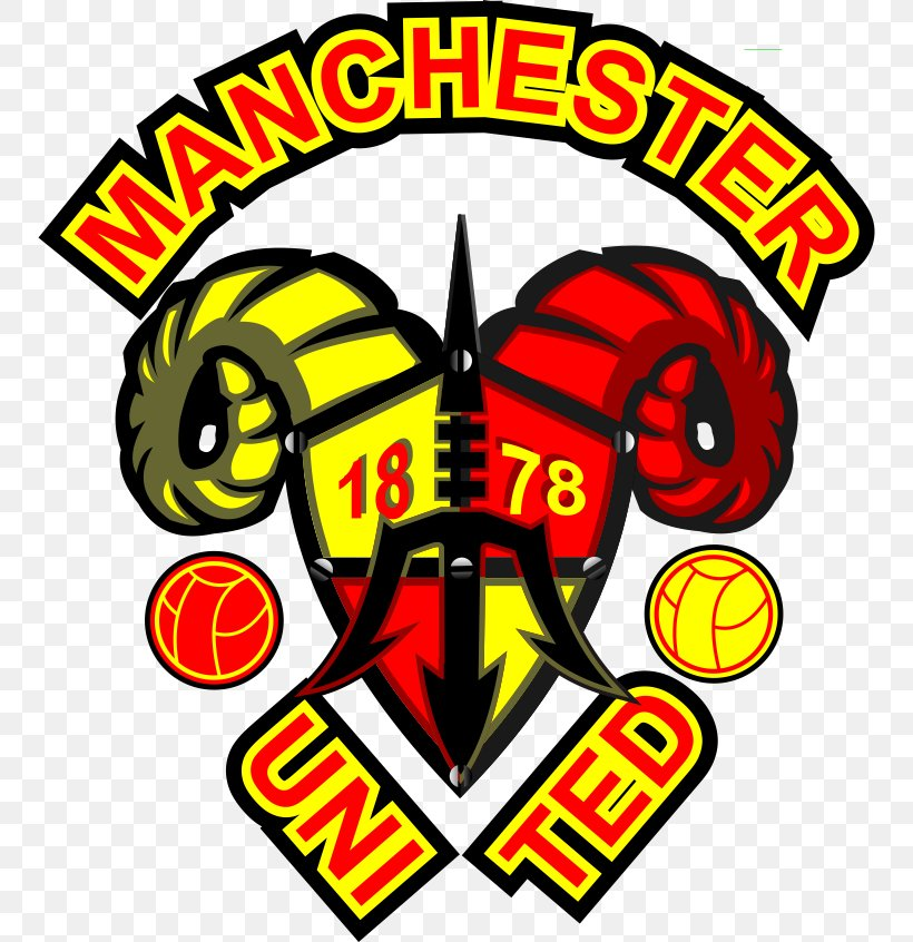 Manchester United F C Clip Art Brand Logo Png 752x846px Manchester Area Artwork Brand Logo Download Free