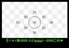 Digital Camera Focus - Movie Camera Viewfinder Autofocus PNG