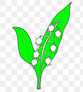 Lily Of The Valley - Lily Of The Valley Saut Du Gier Labour Day Clip Art PNG