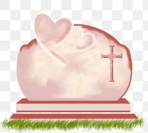 Cemetery - Pet Cemetery Grave Headstone White PNG