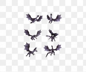 Flying Monsters Game Character Collection - Video Game PNG