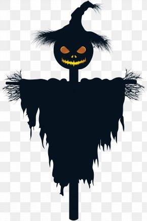 Halloween Pumpkin Scarecrow PNG Clip Art Image - Halloween Scarecrow Jack-o'-lantern Clip Art PNG