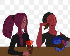Drinking Buddies - Cartoon PNG
