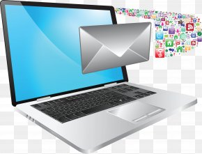 SALESMAN - Laptop Email Marketing Web Development Computer Software PNG