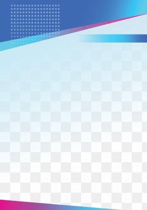 Background Panels - Blue Sky Daytime Pattern PNG