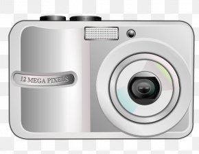 Pictures Of Camera - Digital Cameras Clip Art PNG