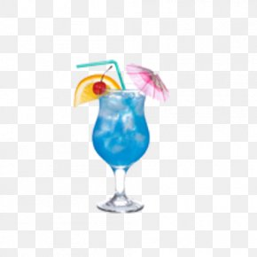 Cocktail - Cocktail Blue Lagoon Blue Hawaii Fizz Daiquiri PNG