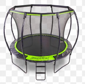 Trampoline - Trampoline Safety Net Enclosure Jumping Trampolining Sport PNG