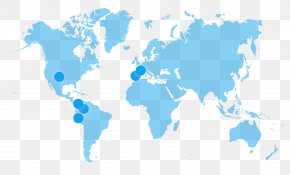 World Map - World Map Globe Microsoft PowerPoint PNG