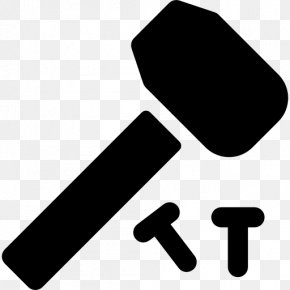 Nail - Carpenter Nail Tool PNG
