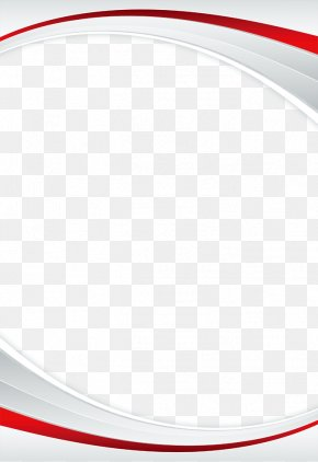 Simple Border - Brand Line Angle Point PNG