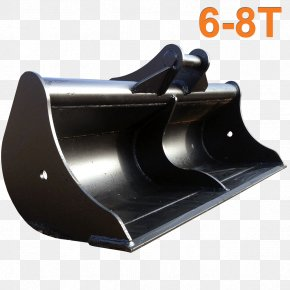 Bucket - Bucket Compact Excavator Ditch Architectural Engineering PNG