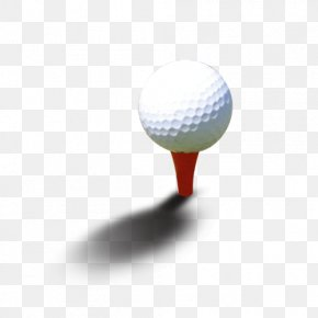 Golf - Golf Ball Tee Icon PNG