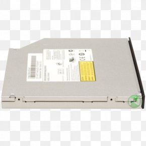 Laptop - Optical Drives Laptop Data Storage Disk Storage Electronics PNG