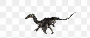 Jurassic Park The Game - Jurassic Park: The Game Velociraptor DeviantArt PNG