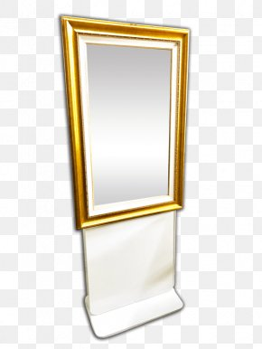 Mirror - Photo Booth Selfie Mirror Service Picture Frames PNG