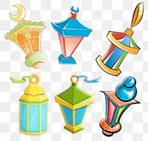 Lamp Ramadhan - Ramadan Islam Clip Art PNG