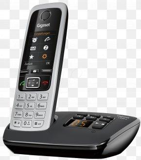 Cordless Telephone Answering Machines Digital Enhanced Cordless Telecommunications Gigaset Communications PNG