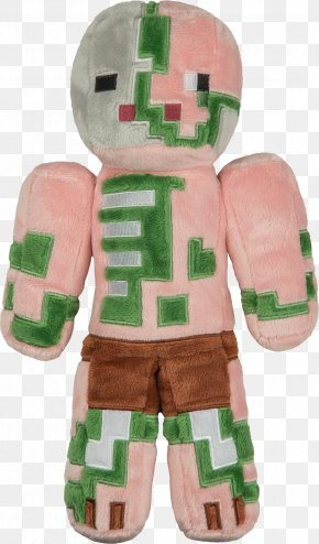 Plush - Minecraft Stuffed Animals & Cuddly Toys Plush Jinx PNG