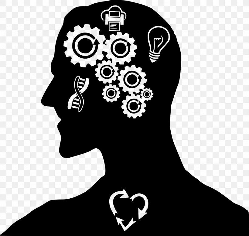 Human Brain Human Body Clip Art, PNG, 1280x1213px, Human Brain, Black And White, Brain, Brand, Drawing Download Free