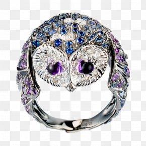 Jewellery - Boucheron Jewellery Ring Gemstone Gold PNG