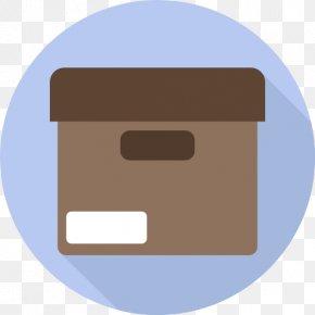 Box - Data Storage Box Clip Art PNG