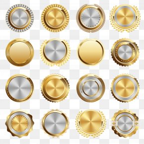 Vector Logo Icon Design - Button Download Icon PNG