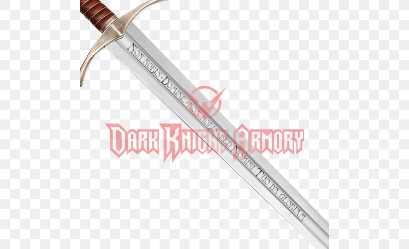 Sabre The Accolade Knights Templar Sword, PNG, 500x500px, Sabre, Accolade, Battle Axe, Cold Weapon, Knight Download Free