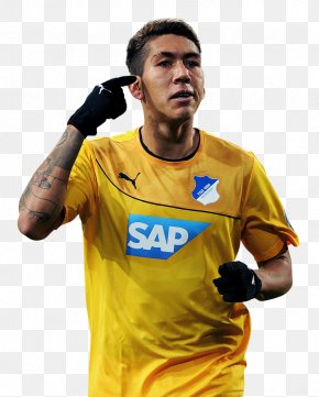 Football - Roberto Firmino Brazil National Football Team Liverpool F.C. TSG 1899 Hoffenheim Football Player PNG